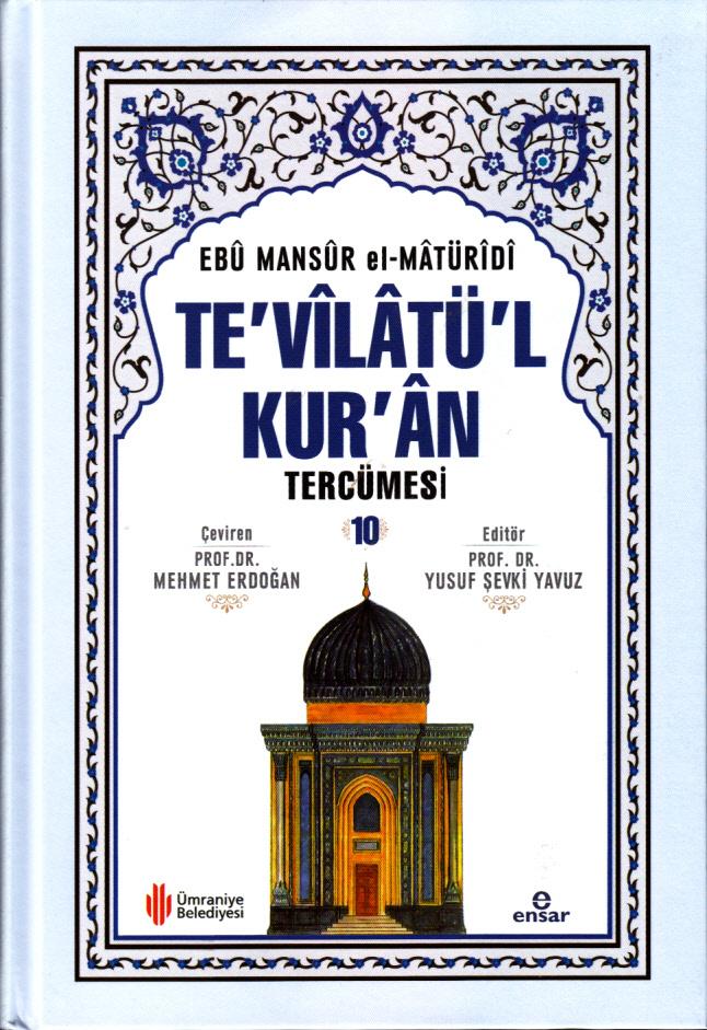 Te'vilatü'l Kur'an Tercümesi 10