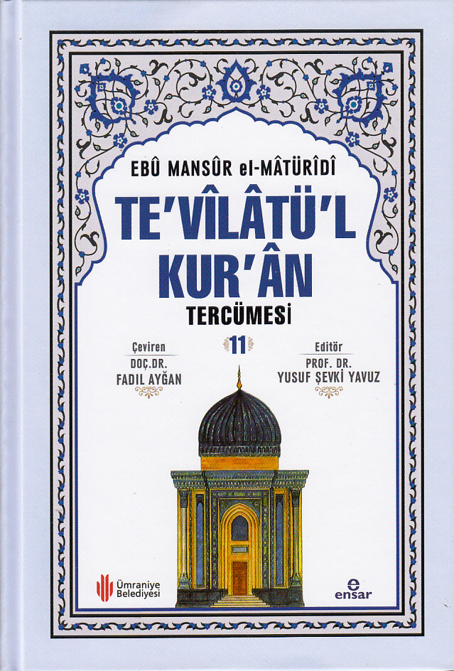 Te'vîlâtül Kur'ân Tercümesi 11
